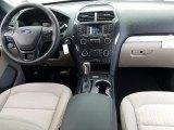2019 Ford Explorer FWD Dashboard