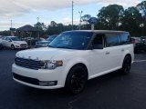 2019 Oxford White Ford Flex SEL #131423062