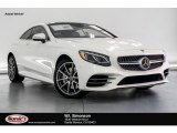 2019 Mercedes-Benz S 560 4Matic Coupe