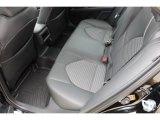 2019 Toyota Camry SE Rear Seat