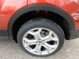 2019 Ford Escape Titanium 4WD Wheel