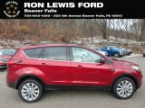 2019 Ruby Red Ford Escape SEL 4WD #131440528