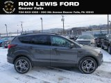 2019 Magnetic Ford Escape SEL 4WD #131440527