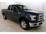 2016 Blue Jeans Ford F150 XLT SuperCab 4x4 #131465320