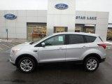 2019 Ingot Silver Ford Escape SE 4WD #131465358