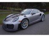 2018 GT Silver Metallic Porsche 911 GT2 RS #131465155