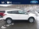 2019 White Platinum Ford Escape SE 4WD #131465265