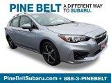 2019 Ice Silver Metallic Subaru Impreza 2.0i Premium 5-Door #131465153