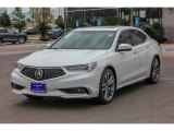 2019 Acura TLX V6 SH-AWD Advance Sedan Data, Info and Specs