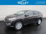 2016 Kona Coffee Metallic Honda CR-V EX AWD #131465068