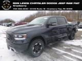 2019 Maximum Steel Metallic Ram 1500 Rebel Crew Cab 4x4 #131488140