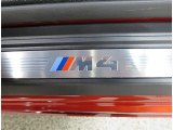 BMW M4 2017 Badges and Logos