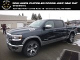 2019 Maximum Steel Metallic Ram 1500 Laramie Crew Cab 4x4 #131488153