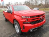 2019 Chevrolet Silverado 1500 RST Double Cab 4WD Front 3/4 View