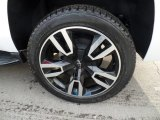 Chevrolet Tahoe Wheels and Tires
