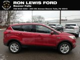 2019 Ruby Red Ford Escape SE 4WD #131514851