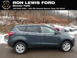 2019 Baltic Sea Green Ford Escape SE 4WD #131514850