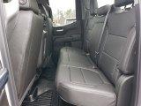 2019 Chevrolet Silverado 1500 WT Double Cab 4WD Rear Seat