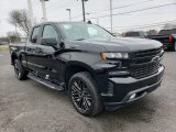 2019 Chevrolet Silverado 1500 RST Double Cab 4WD Data, Info and Specs