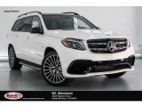 2019 Mercedes-Benz GLS 63 AMG 4Matic
