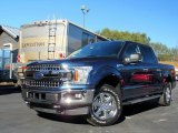 2019 Blue Jeans Ford F150 XLT SuperCrew 4x4 #131555401