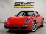 2008 Guards Red Porsche 911 Carrera Coupe #131569535