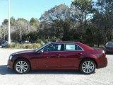 2019 Chrysler 300 Velvet Red Pearl