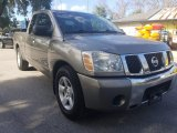 2007 Granite Nissan Titan SE King Cab #131569703