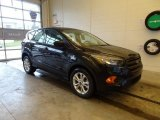 2019 Agate Black Ford Escape S #131593655
