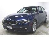 2018 Mediterranean Blue Metallic BMW 3 Series 320i xDrive Sedan #131593630