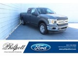 2019 Magnetic Ford F150 XLT SuperCab #131593672
