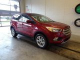 2019 Ruby Red Ford Escape SE 4WD #131593646