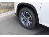 Toyota Highlander Wheels and Tires