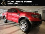 2019 Ford Ranger XLT SuperCrew 4x4