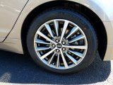 Lincoln MKZ 2019 Wheels and Tires
