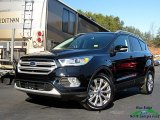 2018 Shadow Black Ford Escape Titanium 4WD #131629472