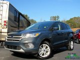 2019 Baltic Sea Green Ford Escape SE 4WD #131629470