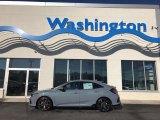 2019 Sonic Gray Pearl Honda Civic Sport Hatchback #131643457