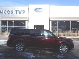 2019 Ford Flex Burgundy Velvet