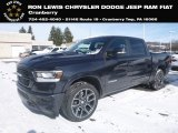 2019 Maximum Steel Metallic Ram 1500 Laramie Crew Cab 4x4 #131662708