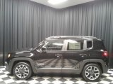 2018 Black Jeep Renegade Latitude #131662646
