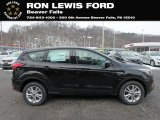 2019 Agate Black Ford Escape S #131662702