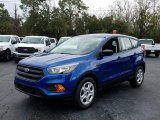 2019 Lightning Blue Ford Escape S #131679267