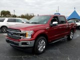 2019 Ruby Red Ford F150 XLT SuperCrew #131679262