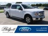 2018 Oxford White Ford F150 XLT SuperCrew #131679201