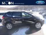 2019 Agate Black Ford Escape SEL 4WD #131691961