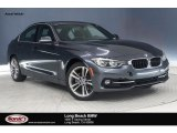 2018 Mineral Grey Metallic BMW 3 Series 330i xDrive Sedan #131706995