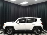 2018 Alpine White Jeep Renegade Latitude #131722149