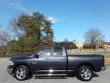2017 Maximum Steel Metallic Ram 1500 Big Horn Quad Cab 4x4 #131732066