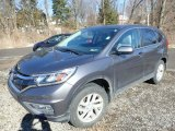 2016 Modern Steel Metallic Honda CR-V EX AWD #131732346